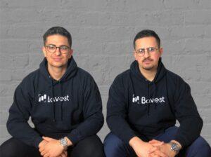 Die Gründer von bavest.co Ramtin und Pedram Babaei (Foto: privat)